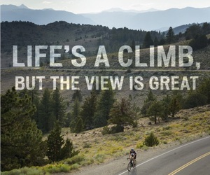 cycling, life, and motivation image