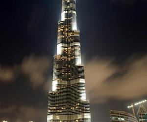 Dubai, burz, and burz dubai image