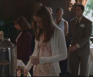 fashion, floral, and gilmore girls image