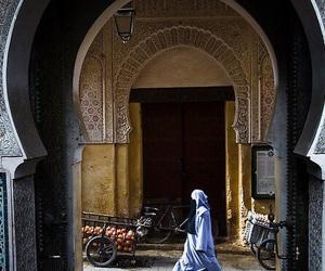 beautiful, burka, and islam image