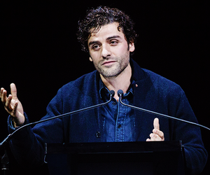 letters and oscar isaac image