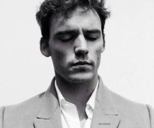 sam claflin, finnick odair, and the hunger games image