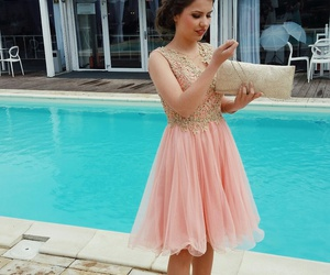 beautiful, casual, and dress image
