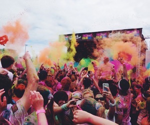 fun, party, and colors image