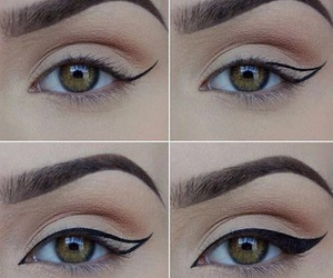 art, eyebrows, and fashion image