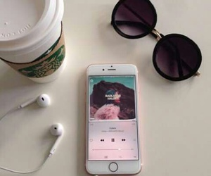 iphone, music, and halsey image
