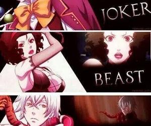 kuroshitsuji, black butler, and beast image