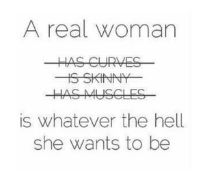woman, true, and quote image