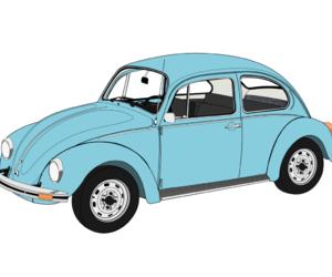 blue, car, and celeste image