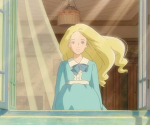 gif, Marnie, and when marnie was there image