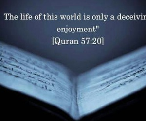 islam, quran, and life image