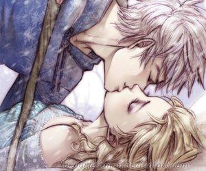 elsa, love, and frozen image