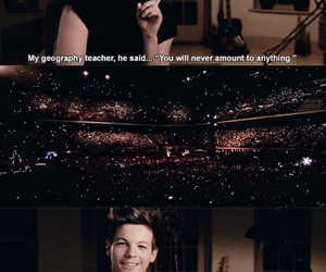 proud, sun, and louis tomlinson image