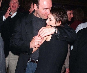 winona ryder and kevin spacey image