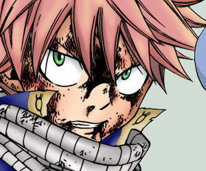 fairy tail, natsu, and dragneel image