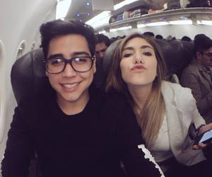 couples, youtube, and nath campos image