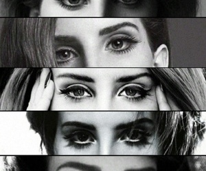 eyes and ️lana del rey image