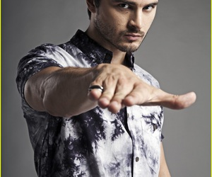 michael malarkey and tvd image