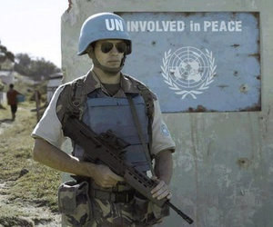peace, funny, and war image