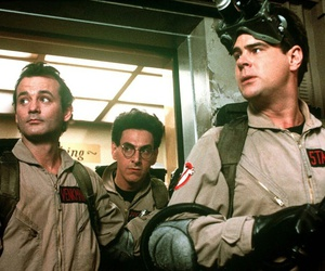 Ghostbusters, bill murray, and 80s image