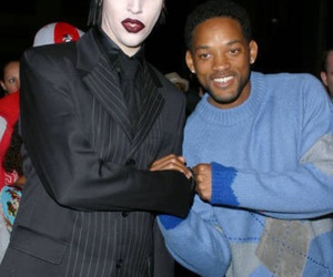 marilyn, marilynmanson, and willsmith image
