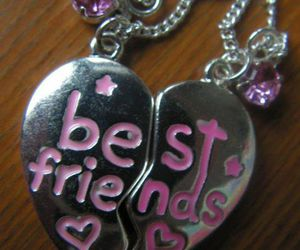 Best, heart, and friends image