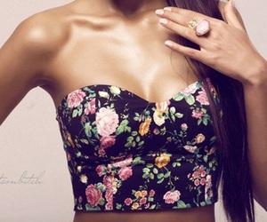 adorable, black, and brunette image