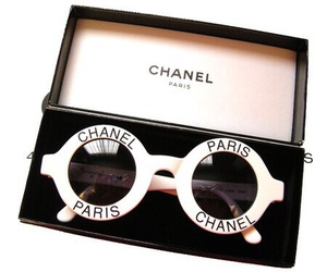 chanel, sunglasses, and paris image
