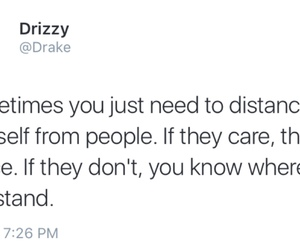Drake, quote, and drizzy image