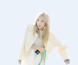 snsd, taeyeon, and edit image