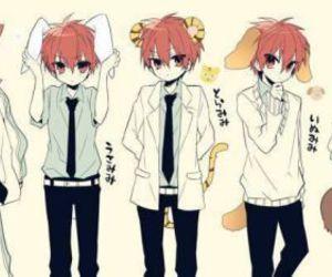 anime, kawaii, and shotacon image