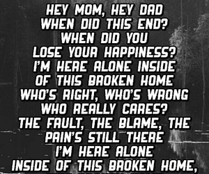 Lyrics, broken home, and 5 seconds of summer image