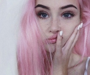 pastel, pink, and tumblr image