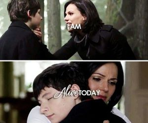 henry, mother, and once upon a time image