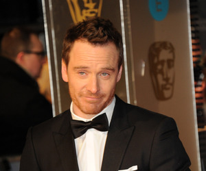 actor, lovely, and michael fassbender image