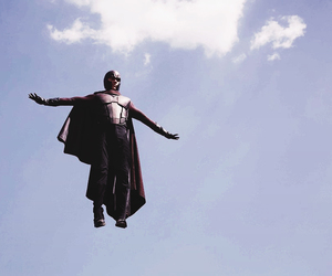 magneto, michael fassbender, and movie image