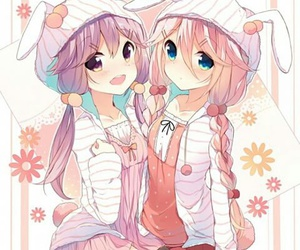 vocaloid, kawaii, and ia image