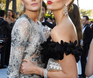 Karlie Kloss, fashion, and Toni Garrn image
