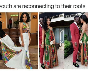 couples, Prom, and black pride image