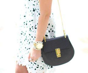 bag, chloe, and style image
