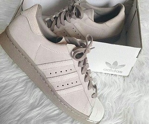 shoes, adidas, and fashion image