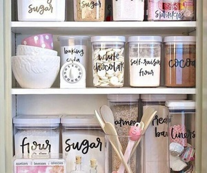 kitchen, baking, and home image