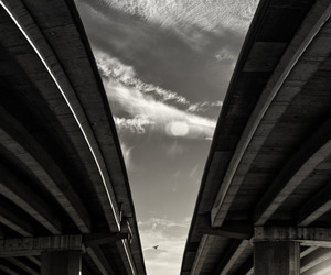 bridge and light image
