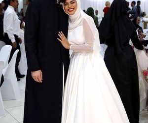 allah, hijab, and white image