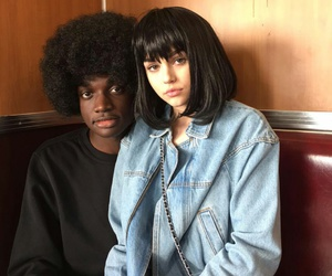 maggie lindemann, rickey thompson, and tumblr image