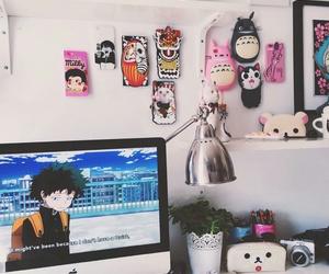 anime and room image