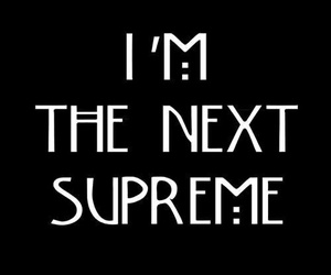 supreme, american horror story, and ahs image