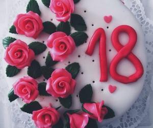 18, big girl, and birthday image