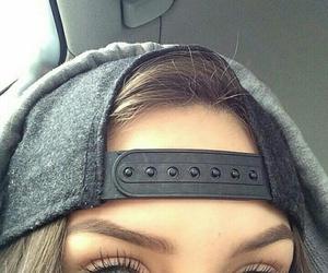 girl, eyes, and tumblr image