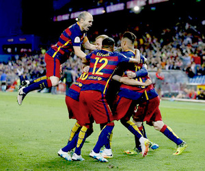 fc barcelona and fcb image